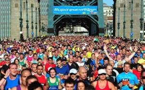 BUPA Great NOrth Run 2013